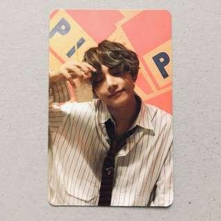 bts taehyung/v love youself her 'E' ver pc