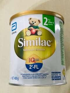 Brand New Similac Stage 2 400g
