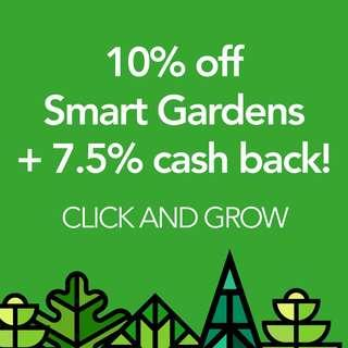 Best Click & Grow Prices in Town!