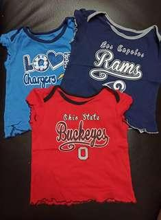 nfl tops for baby