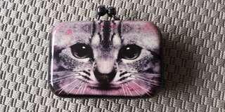 Cute Cat Fashionable Purse Wallet