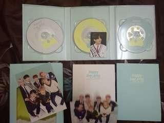 BTS 4th Japan Muster DVD