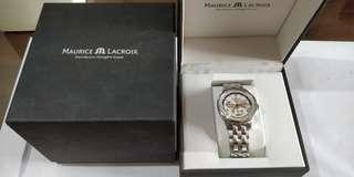 Maurice Lacroix world Timer MP6008
