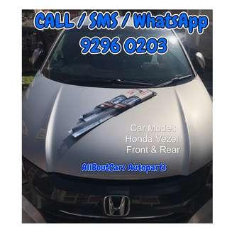 Honda Vezel Car Wiper Bosch