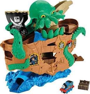 Thomas & Friends Sea Monster Pirate Set