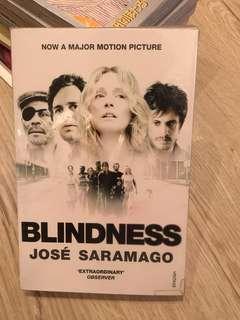 英文小說 Jose Saramago - Blindness
