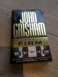 英文小說 John Grisham - The Firm