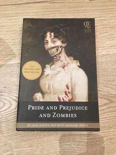 英文小說 Pride and Prejudice and Zombies - Seth Grahame-Smith