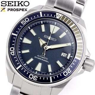 *Made in Japan* Seiko Prospex Samurai Automatic Scuba Divers 200M SRPB49 SRPB49J1 SRPB49J Men's Watch