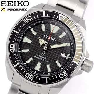 *Made In Japan* Seiko Prospex Samurai Automatic Scuba Divers 200M SRPB51 SRPB51J1 SRPB51J Men's Watch