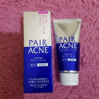 (ISI 10 ML) LION PAIR Acne Creamy Foam Share in Jar