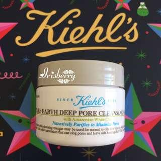 Kiehl's Mask Rare Earth Deep Pore Cleansing Masque