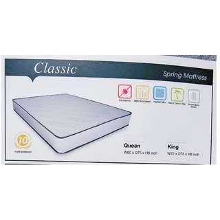 New Year Promotion Classic Spring Mattress