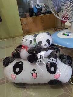 Boneka Panda 3in1