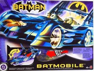 2003 MATTEL BATMAN BATMOBILE