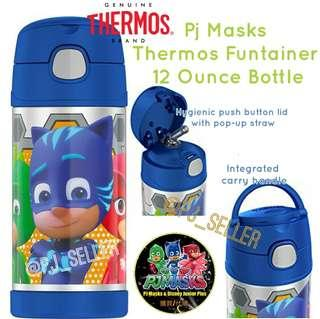 PJ Masks Thermos  Funtainer 12 Ounce Bottle 保溫樽