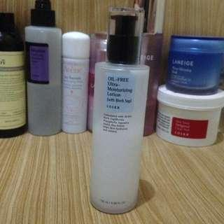 Cosrx Oil Free Ultra Mousturizing Lotion