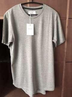 🚚 Navy 灰棉T-shirt