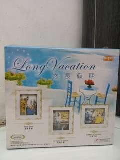DIY Diorama Kamar Long Vacation Warm Dawn