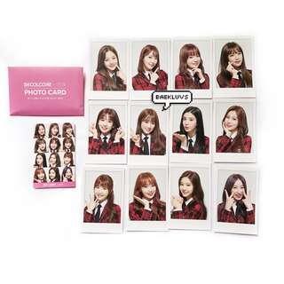 [INSTOCKS] IZ*ONE Skoolooks Official Photocard Set