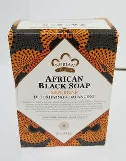 African black soap 5 oz. Made in USA