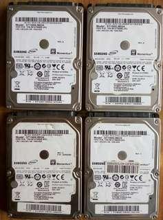 壞嘅Samsung 1TB 2.5寸HDD