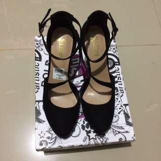 Payless Black heels 3 inches