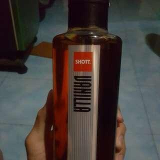 Shott vanilla syrup (ready 10 botol)