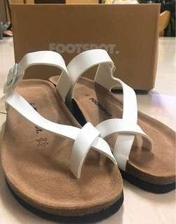 Comfy Causal Cork Sandals Footspot