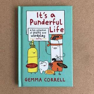 Gemma Correll - It's a Punderful Life