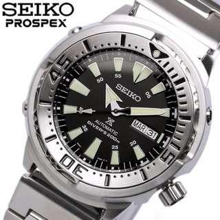 "Seiko Prospex ""Baby Tuna"" Automatic Diver's 200M SRP637 SRP637K1 SRP637K Men's Watch"