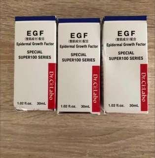 快閃 dr ci labo egf serum 城野醫生egf精華