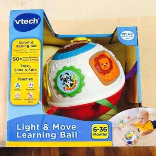 🚚 ~Ready Stocked~ VTech Light and Move Learning Ball