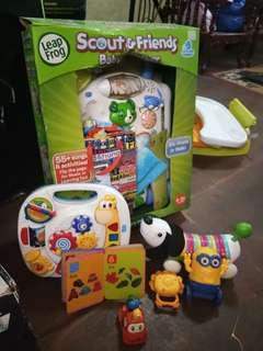 toy walker bundle