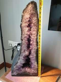 Natural Amethyst Geode Cave