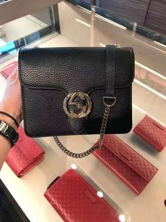 4e03e315a5f8 Gucci sylvie mini, Luxury, Bags & Wallets, Sling Bags on Carousell