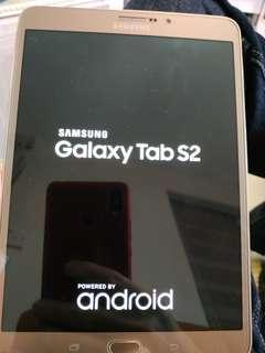 降價 samsung galaxy tab s2 8.0 4g lte 港行 九成新 SM-T715C