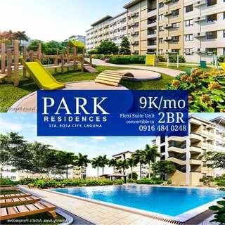 28.52sqm Condo Unit Beside SM Sta. Rosa Laguna for Only 9K Monthly
