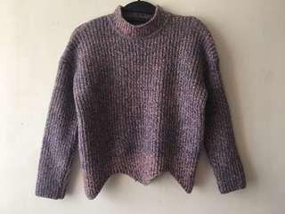 95%新 森女系冷衫 針織衫