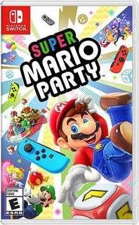 WTB Nintendo Switch Games