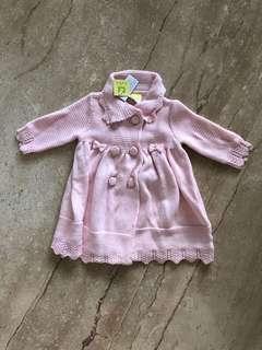 Brand New Baby Girl Coat/Cardigan