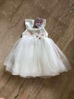 Brand New Baby Girl Party Dress