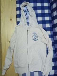Champion hoodie 衛衣 size m