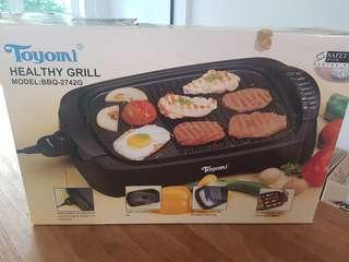 Toyomi grill