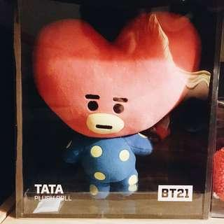 [ONHAND] BTS BT21 TATA OFFICIAL STANDING DOLL
