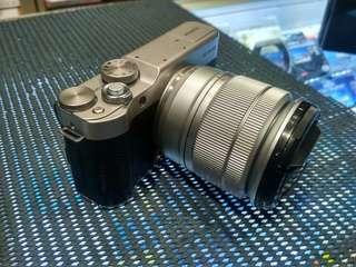 Fujifilm X-A10 Bisa Kredit