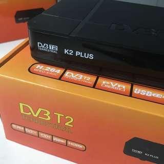 🚚 DVB-T2 Set Top Box
