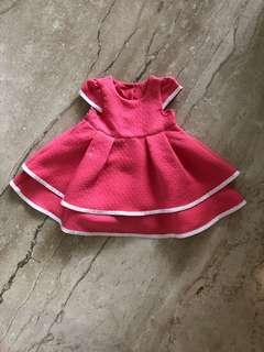 Preloved Mothercare Party Dress