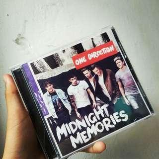 MIDNIGHT MEMORIES ALBUM BY ONE DIRECTION