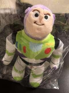 (全新)巴斯光年 公仔 Buzz Lightyear doll